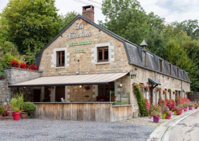 La Clochette Hôtel-Restaurant à Celles